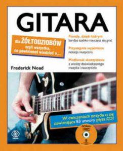 Najlepsze książki do nauki gry na gitarze
