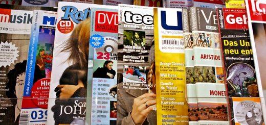 Podstawowe zasady dotyczące składu czasopism