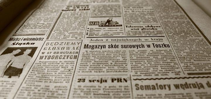 Przygotowanie gazety do druku - krok po kroku